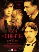 La chienne - French Re-release movie poster (xs thumbnail)