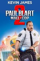 Paul Blart: Mall Cop 2 - DVD cover (xs thumbnail)