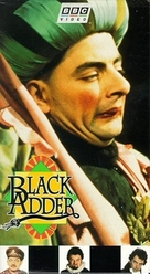 """The Black Adder"" - British VHS cover (xs thumbnail)"