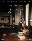 J. Edgar - For your consideration poster (xs thumbnail)