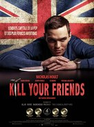 Kill Your Friends - French Movie Poster (xs thumbnail)