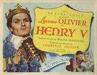 Henry V - Movie Poster (xs thumbnail)