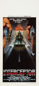 Mad Max 2 - Italian Movie Poster (xs thumbnail)