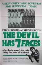 Il diavolo a sette facce - Movie Poster (xs thumbnail)