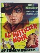 Black Patch - Belgian Movie Poster (xs thumbnail)