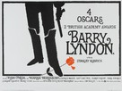 Barry Lyndon - British Movie Poster (xs thumbnail)