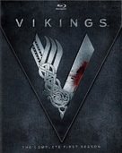 """Vikings"" - Blu-Ray movie cover (xs thumbnail)"