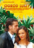Ogród Luizy - Polish Movie Poster (xs thumbnail)