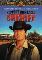 Support Your Local Sheriff! - DVD movie cover (xs thumbnail)