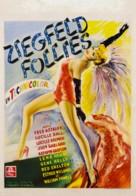 Ziegfeld Follies - Belgian Movie Poster (xs thumbnail)