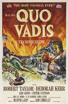 Quo Vadis - Theatrical movie poster (xs thumbnail)