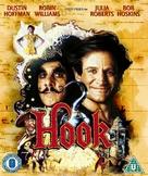 Hook - British Blu-Ray movie cover (xs thumbnail)