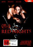 Les nuits rouges du bourreau de jade - New Zealand DVD cover (xs thumbnail)