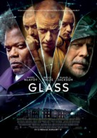Glass - Lebanese Movie Poster (xs thumbnail)