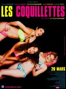 Les coquillettes - French Movie Poster (xs thumbnail)