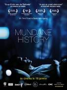 Mundane History - French Movie Poster (xs thumbnail)
