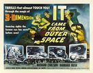 It Came from Outer Space - Theatrical poster (xs thumbnail)