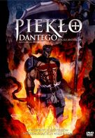 Dante's Inferno: An Animated Epic - Polish Movie Cover (xs thumbnail)