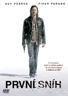 First Snow - Czech DVD cover (xs thumbnail)