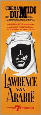 Lawrence of Arabia - Dutch Movie Poster (xs thumbnail)
