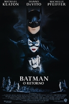Batman Returns - Brazilian Movie Poster (xs thumbnail)