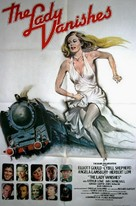 The Lady Vanishes - British Movie Poster (xs thumbnail)
