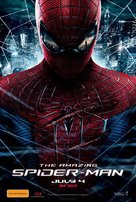 The Amazing Spider-Man - Australian Movie Poster (xs thumbnail)