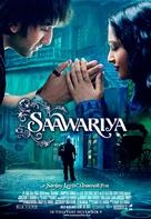 Saawariya - Indian Theatrical poster (xs thumbnail)