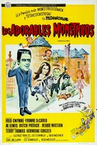 Munster, Go Home - Mexican Movie Poster (xs thumbnail)