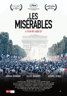 Les misérables - Australian Movie Poster (xs thumbnail)