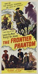 The Frontier Phantom - Movie Poster (xs thumbnail)