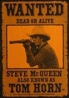 Tom Horn - Australian Movie Poster (xs thumbnail)