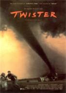 Twister - Spanish Movie Poster (xs thumbnail)