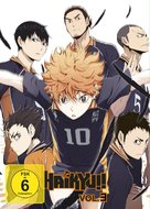 """Haikyuu!!"" - German DVD movie cover (xs thumbnail)"