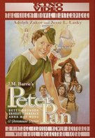 Peter Pan - DVD cover (xs thumbnail)