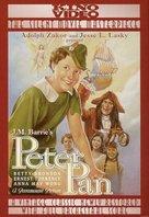 Peter Pan - DVD movie cover (xs thumbnail)