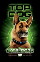 Cats & Dogs: The Revenge of Kitty Galore - Movie Poster (xs thumbnail)