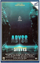 The Abyss - Finnish Movie Cover (xs thumbnail)