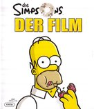 The Simpsons Movie - German Blu-Ray movie cover (xs thumbnail)