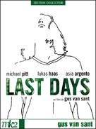 Last Days - French DVD movie cover (xs thumbnail)
