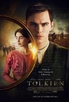Tolkien - Movie Poster (xs thumbnail)