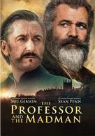 The Professor and the Madman - DVD movie cover (xs thumbnail)