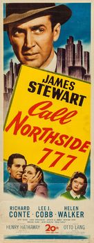 Call Northside 777 - Movie Poster (xs thumbnail)