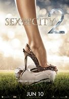 Sex and the City 2 - Movie Poster (xs thumbnail)
