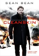 Cleanskin - DVD cover (xs thumbnail)