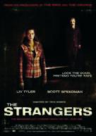 The Strangers - Dutch Movie Poster (xs thumbnail)