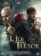Treasure Island - French Movie Cover (xs thumbnail)