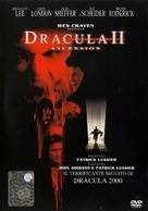 Dracula II: Ascension - Italian DVD movie cover (xs thumbnail)