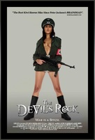 The Devil's Rock - New Zealand Movie Poster (xs thumbnail)