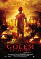The Golem - Mexican Movie Poster (xs thumbnail)